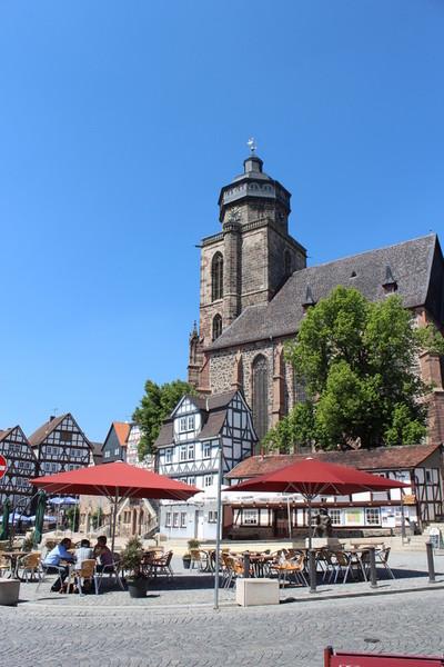Cafe Am Markt Homberg